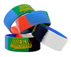 MEGA Verse Wristbands HEART of a Champion