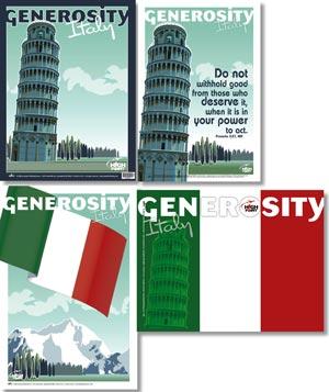 Generosity Posters | My Healthy Church®