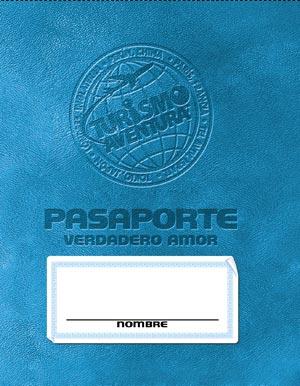 Turismo aventura verdadero amor gu a del l der con cd for Pasaporte ministerio interior