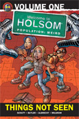 Welcome to Holsom Graphic Novel - Volume 1