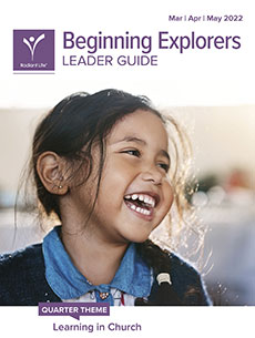 Beginning Explorers Leader's Guide Spring