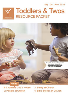 Toddlers & Twos Resource Packet Fall