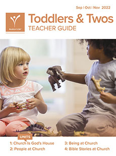 Toddlers & Twos Teacher Guide Fall