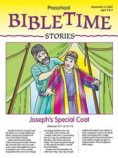 Preschool Bibletime Stories Fall | My Healthy Church®
