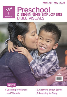 Preschool & Beginning Explorers Bible Visuals Spring