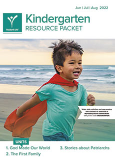 Kindergarten Resource Packet Summer