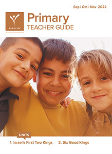 Primary Teacher Guide Fall