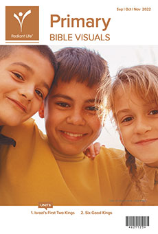 Primary Bible Visuals Fall