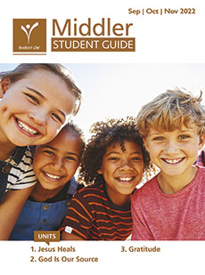 Middler Student Guide Fall