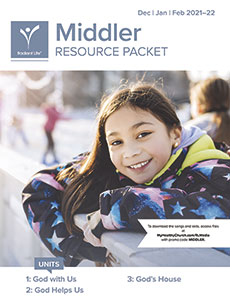 Middler Resource Packet Winter