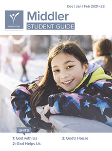 Middler Student Guide Winter