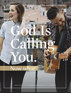 God Is Calling You. Now what?
